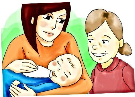 Respectarea părinților nepoților tăi