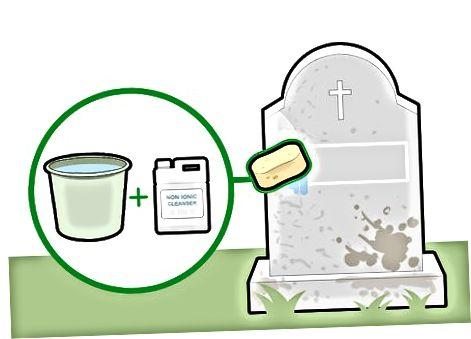 Curățarea mormântului