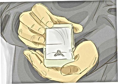 Cumpărând Inelul de logodnă