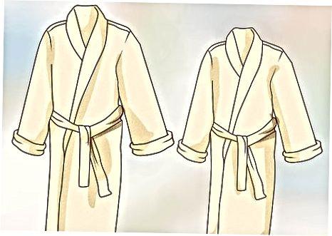 Schimbarea unui cadou tradițional din bumbac