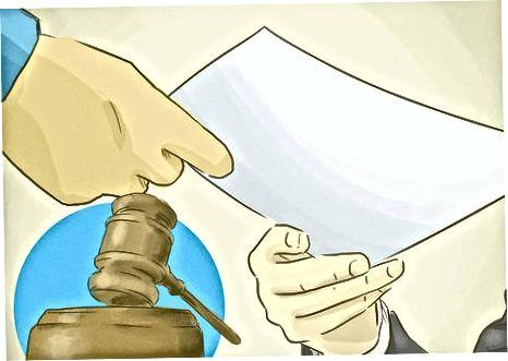 Depunerea Petiției dvs. de divorț modificat