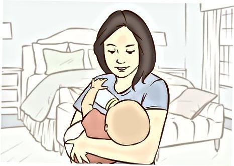 การเตรียมตัวก่อนนอนทารกแรกเกิดจะมาถึง