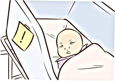 การพักผ่อนเมื่อทารกแรกเกิดมาถึง