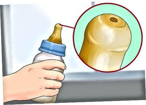 Mencegah Gas pada Bayi Anda