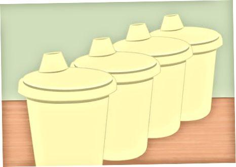 Предотвращение появления плесени в чашках Sippy Другие способы