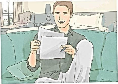 Finalizarea studiului de acasă