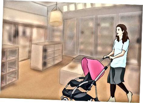 Testarea și cumpărarea căruciorului