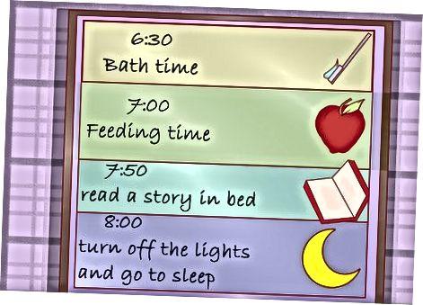 Ajutarea unui somn de copil