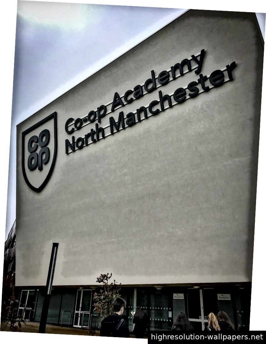 Koop-Akademie North Manchester