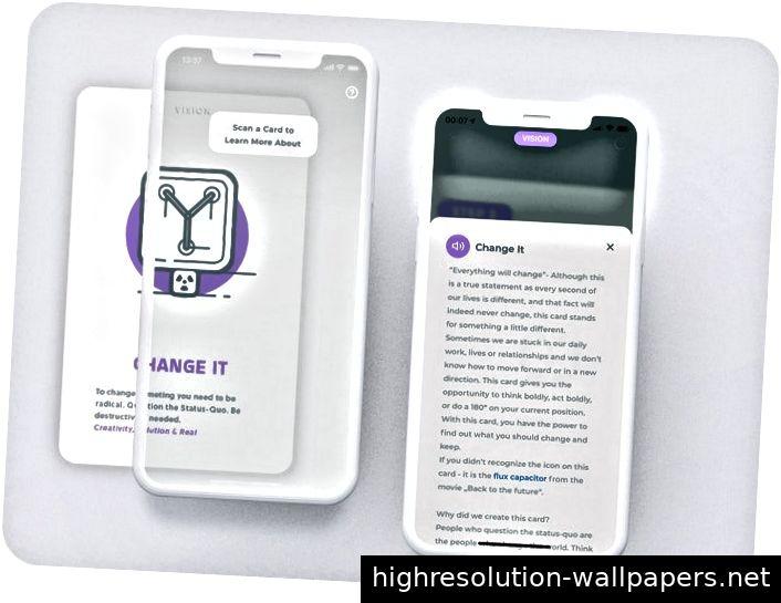 Die Myndset Companion App