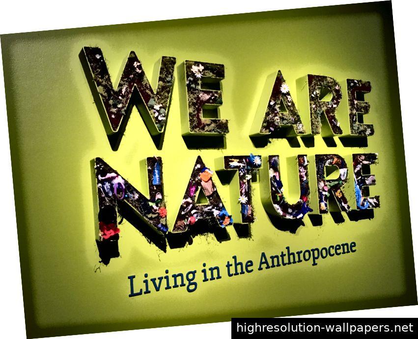 Wir sind Naturausstellung auf der CMNH