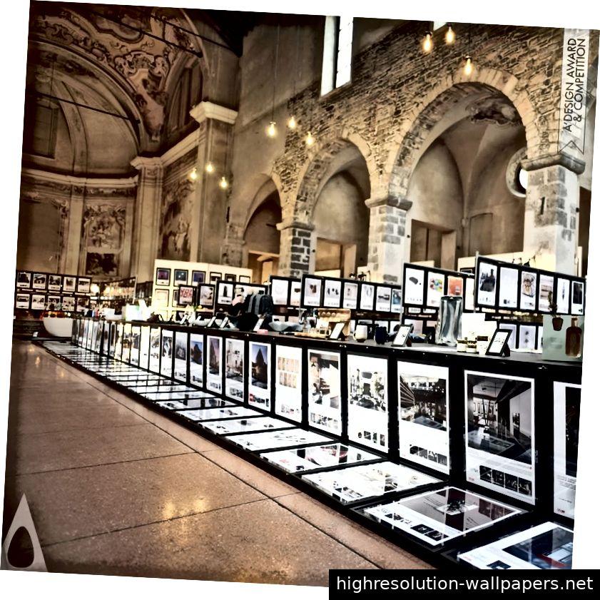 """Gewinnerausstellung im """"Museum of Outstanding Design"""" (Bildquelle: A'Design Award and Competition)"""