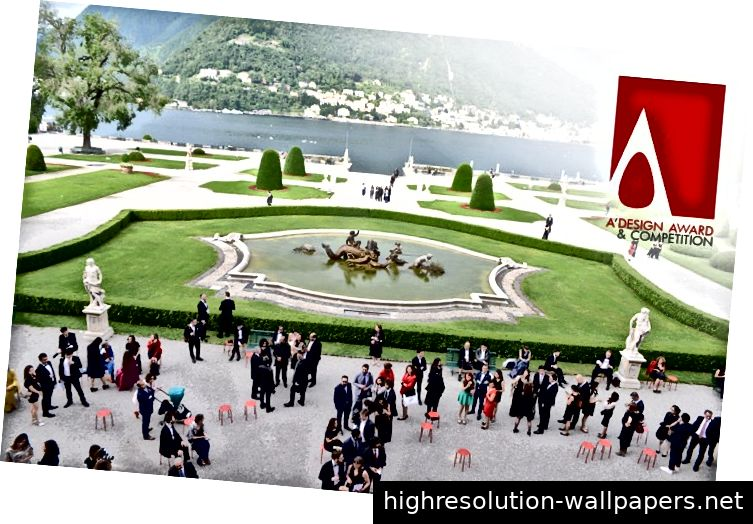 A'Design Award Galanacht in Como, Italien (Bildquelle: A'Design Award and Competition)