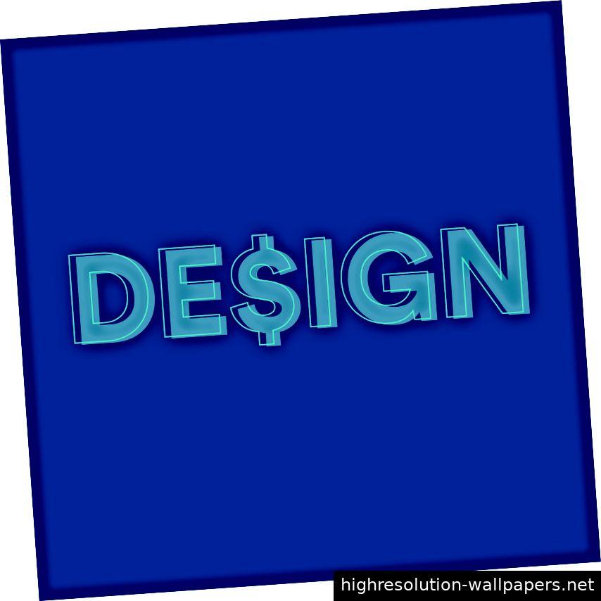 Der Wert von Design.