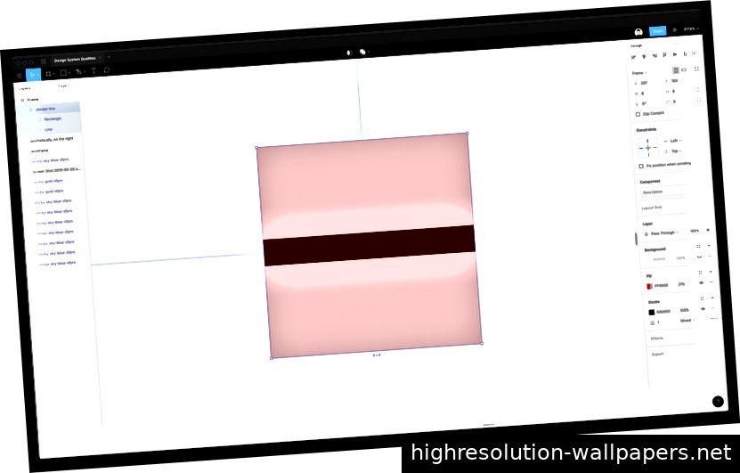 Ich habe dem transparenten Rechteck aus Gründen der Klarheit einen Farbton hinzugefügt.
