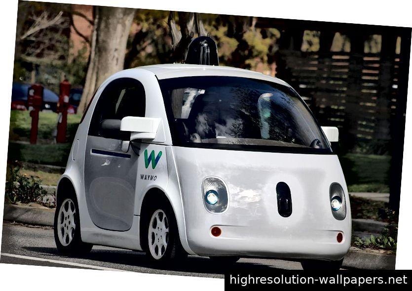 Waymos (Googles Autonomous Driving Spin-off) selbstfahrender Prototyp. Kannst du da nicht etwas vom Geist des 021C sehen?