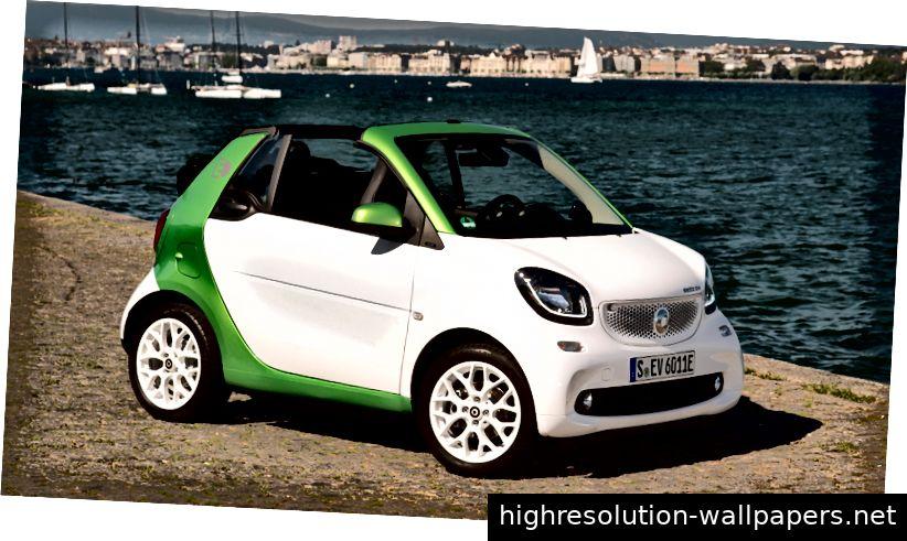Wann werden wir Autos wie den smart fortwo sehen, ohne automatisch zu glauben, dass sie nur für bestimmte Personengruppen geeignet sind?