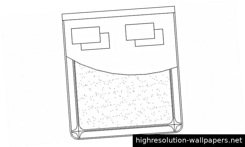 2D-Möbelblöcke der AutoCAD-Softwaredatei für Doppelbetten