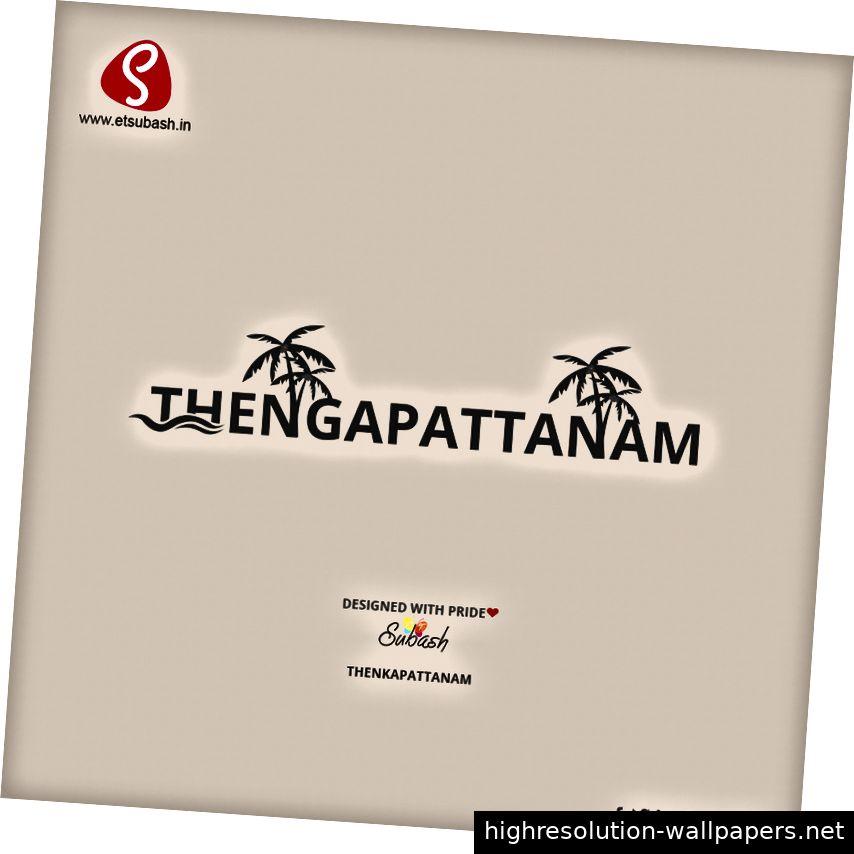 Perunchani, Suchindram, Thengapatanam