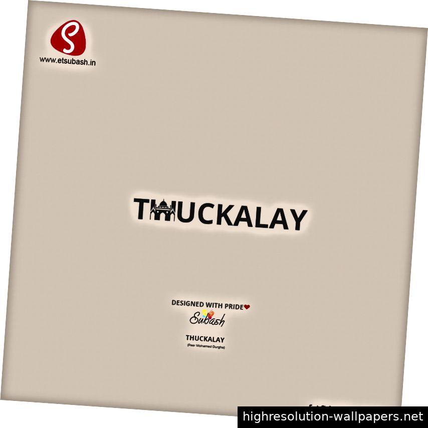 Thittuvillai, Thovalai, Thuckalay