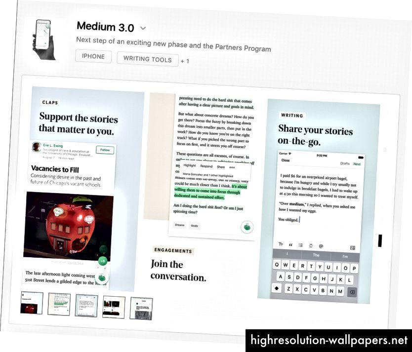 Jeg savner stadig Medium 2.0, men hver  jeg  får  hjælper  mig med at komme videre.