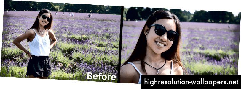 Son las cosas simples las que mejoran dramáticamente tu fotografía