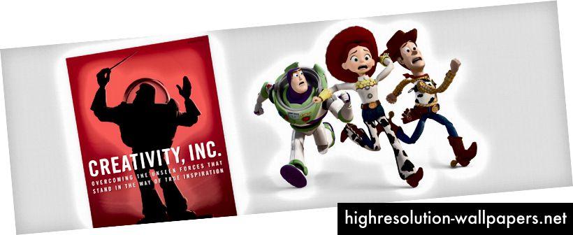 Η μυστική σάλτσα του Pixar