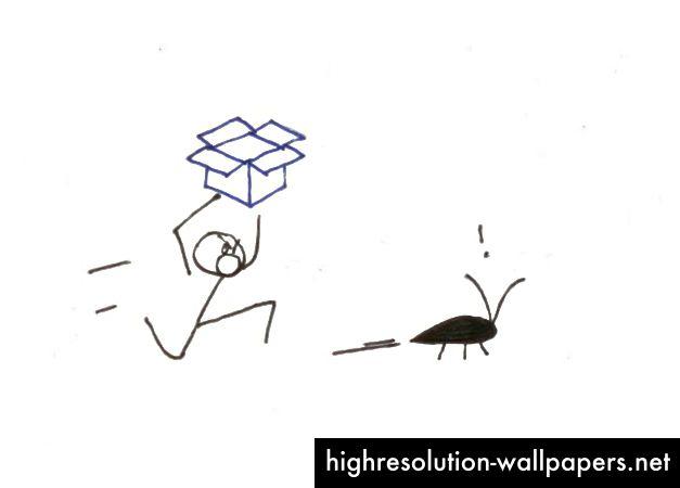 Primera ilustración dibujada para Dropbox por Jon Ying