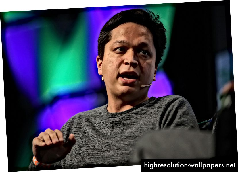 CEO της Pinterest, Ben Silbermann. Getty.