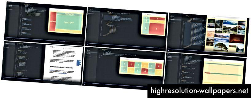 Kliknite sliku da biste stigli do čitavog CSS Grid tečaja.