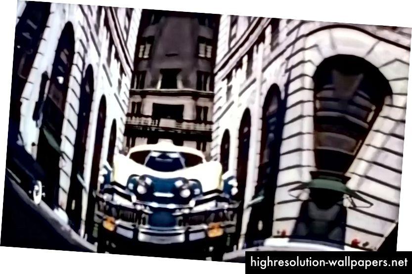 NY NY, 1957