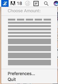 Točno količina teksta koji mi treba.