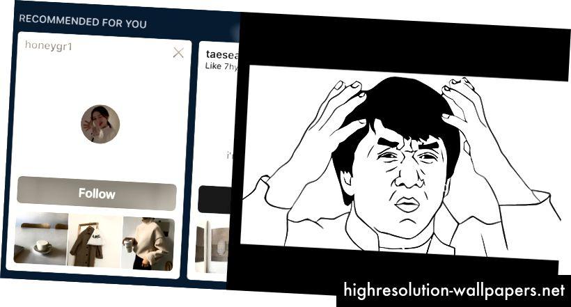 La manera de Tumblr de recomendar blogs