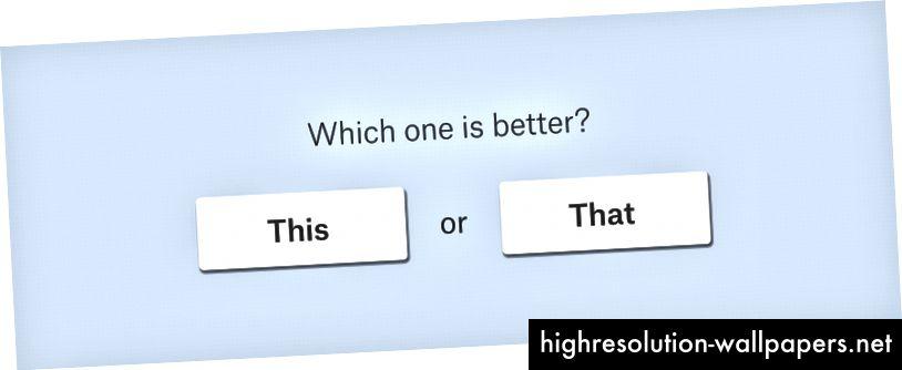 Et spørgsmål, jeg stiller mig hver dag