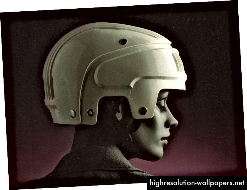 Den australske Stackhat designet af Bryon Fitzpatrick, 1982. Et ikonisk design, der solgte op mod 2 millioner enheder.