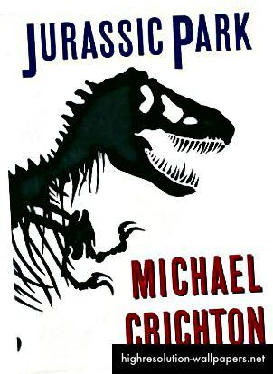 Grafička dinosaura sa korice knjige koju je stvorio Chip Kidd