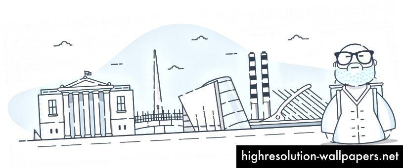 En prøve af vores illustrative stil brugt på tværs af platformen.