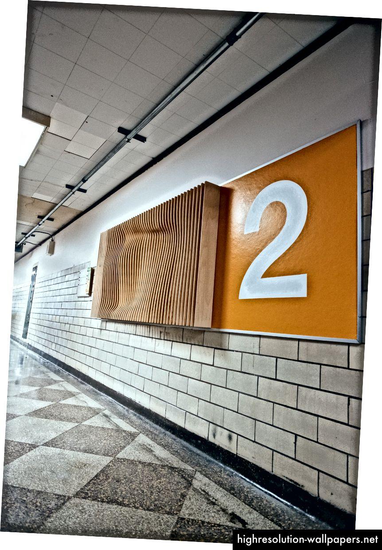 Dizajn drugog kata tvrtke Milder Office