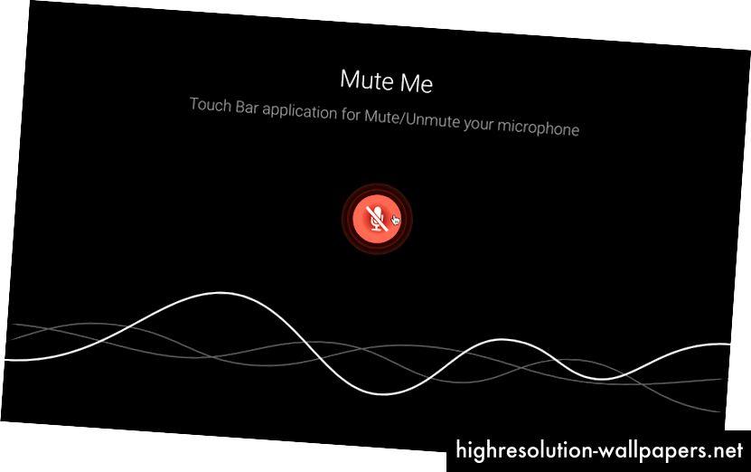 Puede descargar la aplicación aquí: https://muteme.pixelpoint.io/