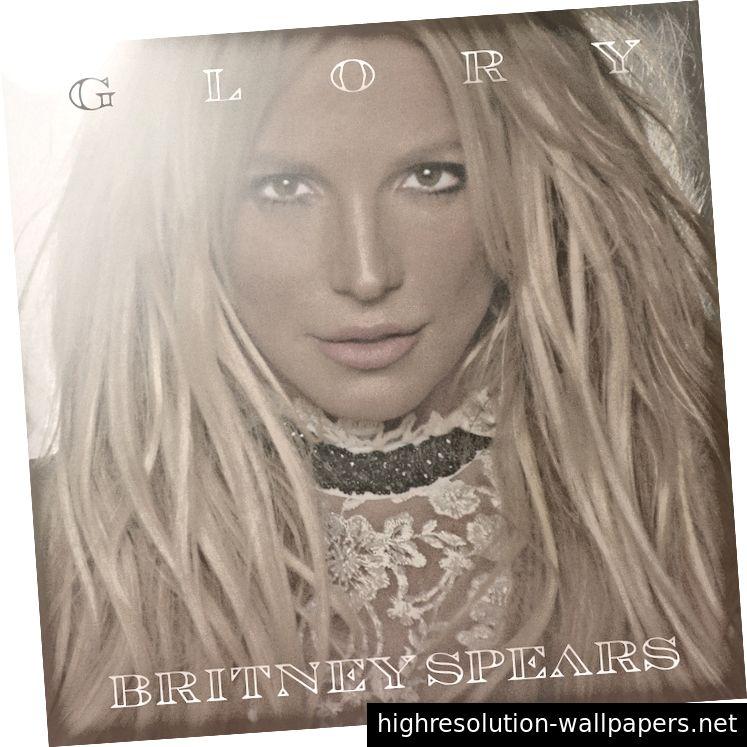 Όλα τα εννέα άλμπουμ των Britney Spears καλύπτουν, τοποθετούνται χρονολογικά από αριστερά προς τα δεξιά.