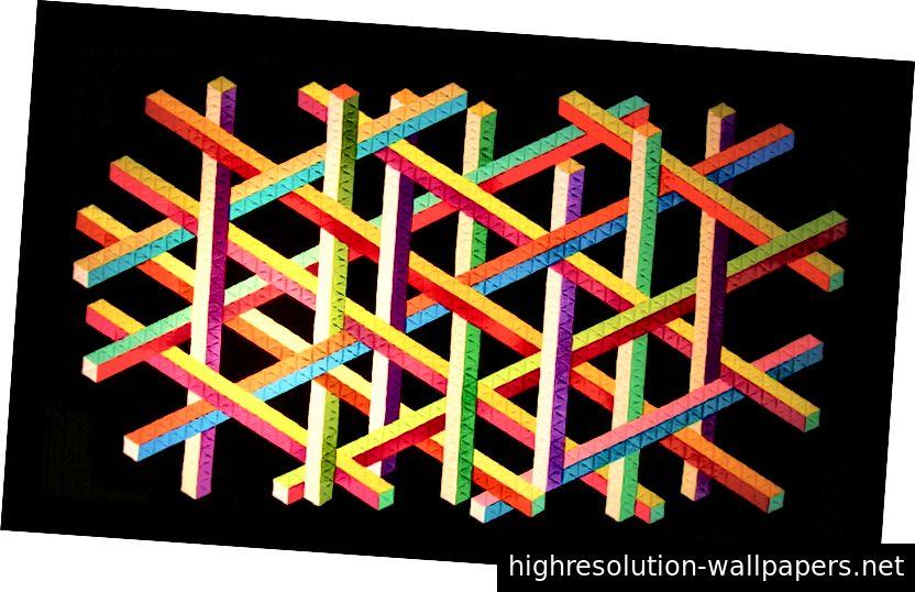 Iako se ne uči kao takav, matematika može biti vrlo vizualna tema