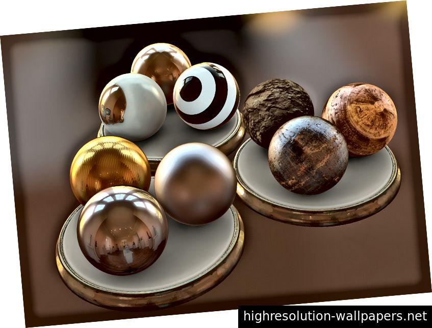 U digitalnoj sferi, zlato, dijamant, ugljen, drvo i rubidij koštaju potpuno istu stvar - nulu.