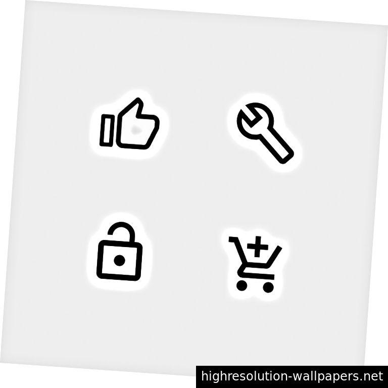 Χρησιμοποιήστε το κλιμακωτό για να προσθέσετε γυαλιστερό σε σημαντικές μεταβάσεις.