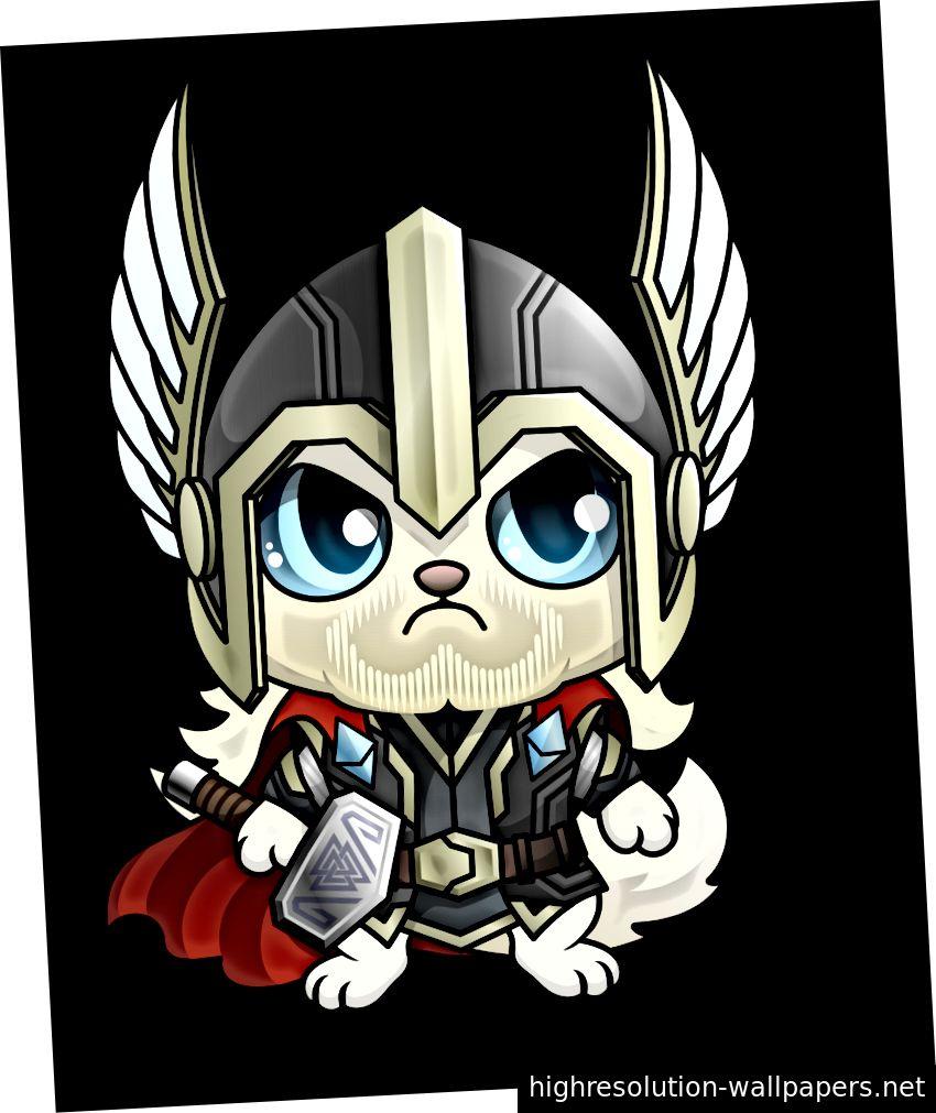 Этор - бог грома