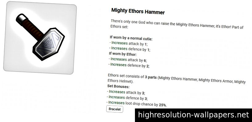 Mighty Ethors Hammer