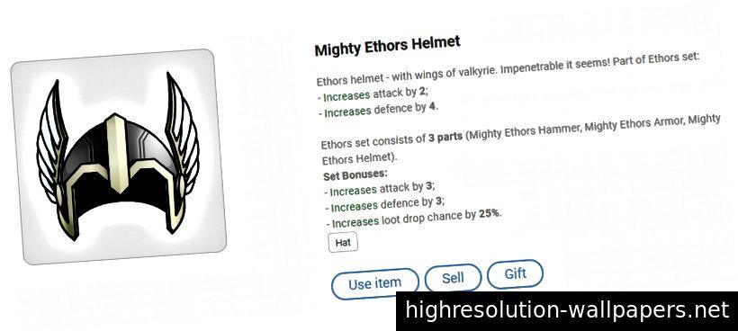 Mighty Ethors Helmet