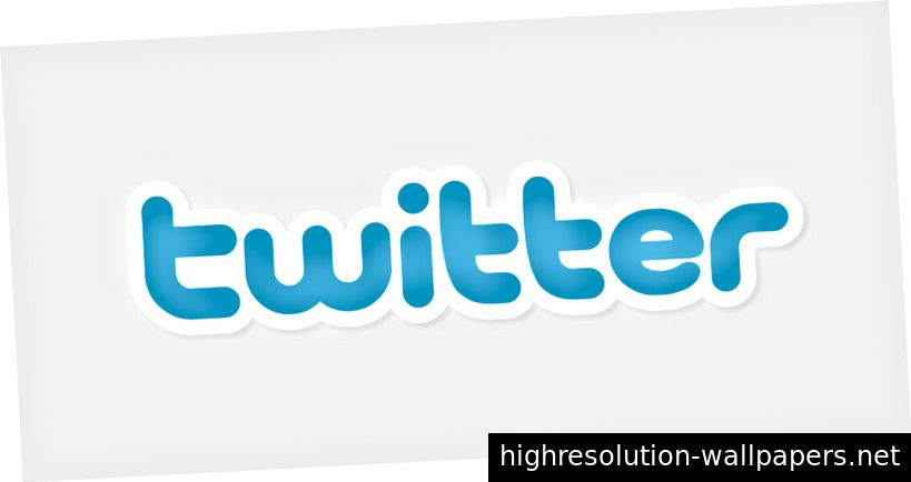Το πρώτο λογότυπο του Twitter σχεδιάστηκε από τους Futurefarmers.