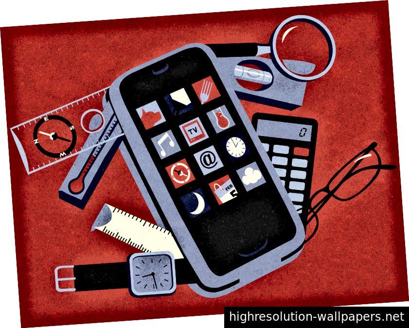 Apps er moderne produkter. Billedkredit: Kabelforbundet