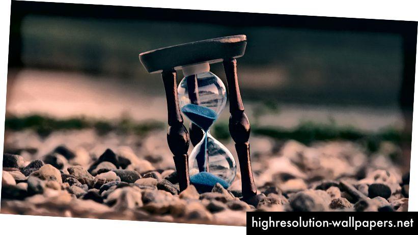 Fokus på at skabe tidløs forskning. (Foto: Aron på Unsplash)