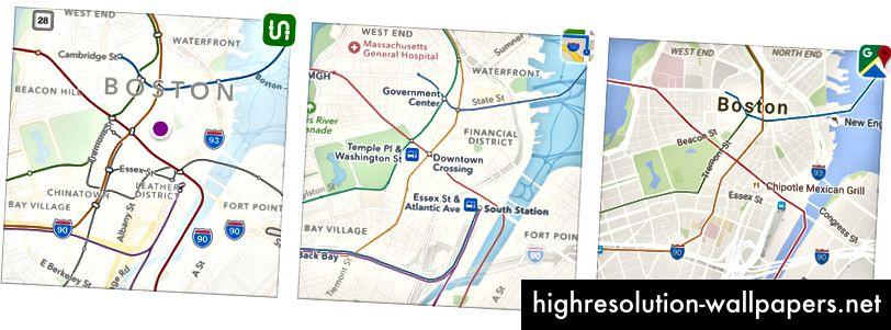 Transit i Boston: Viser T, Commuter Rail og Silver Line - Boston's BRT